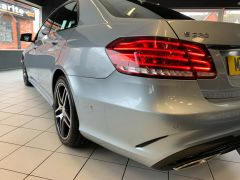 MERCEDES E-CLASS E220 BLUETEC AMG NIGHT EDITION - 1693 - 12