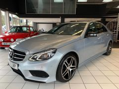 MERCEDES E-CLASS E220 BLUETEC AMG NIGHT EDITION - 1693 - 4