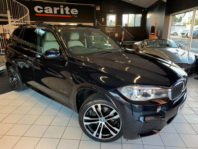 Used BMW X5 in Swindon for sale