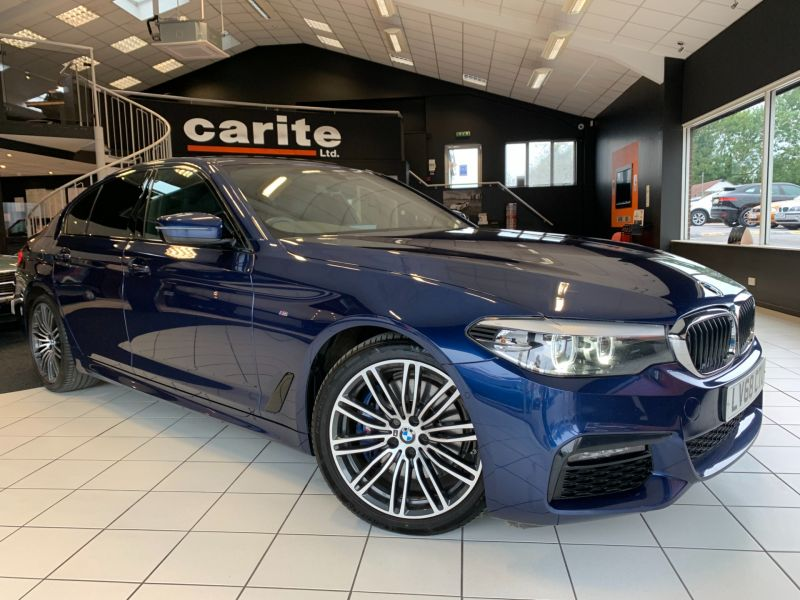 Used BMW 5 SERIES in Swindon for sale