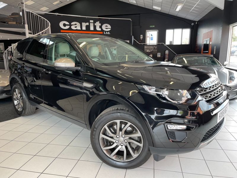 Used LAND ROVER DISCOVERY SPORT in Swindon for sale