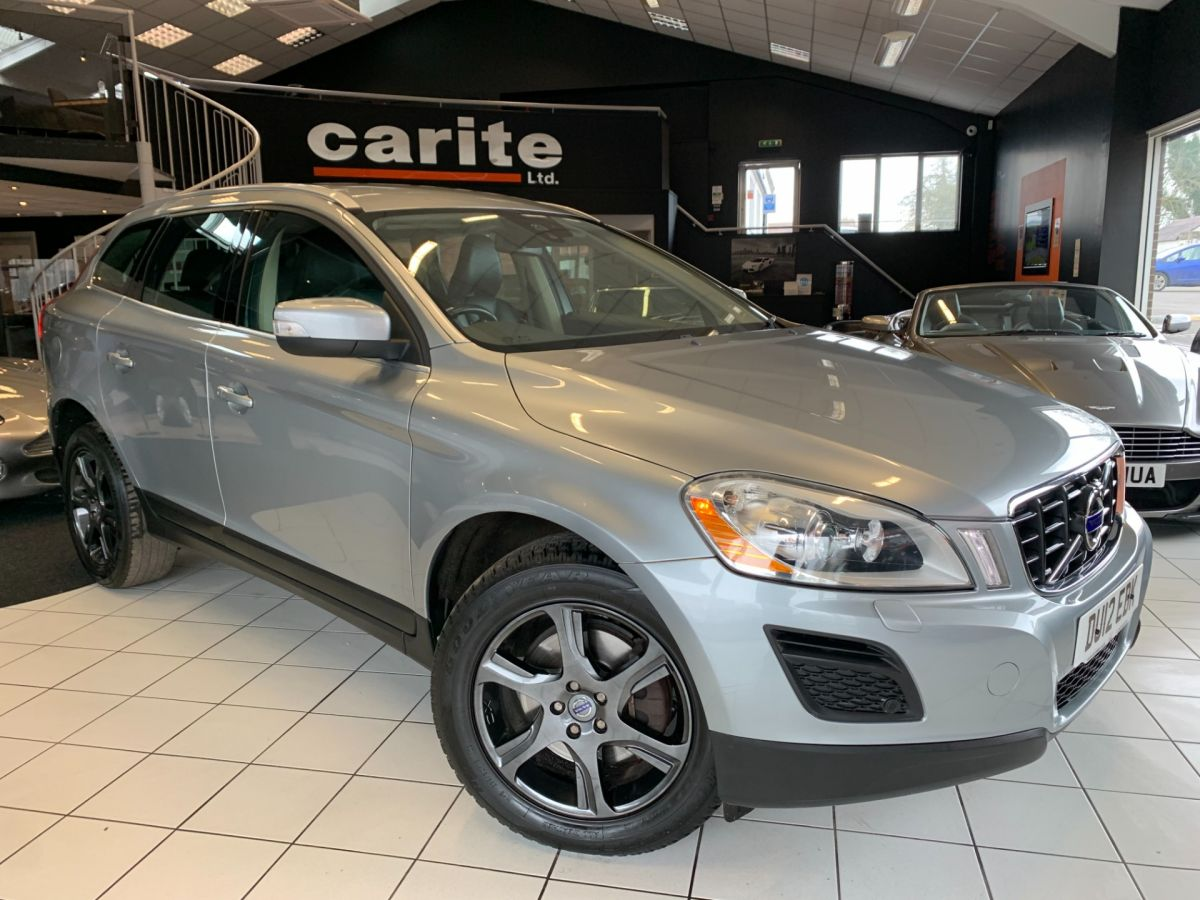 Used VOLVO XC60 in Swindon for sale