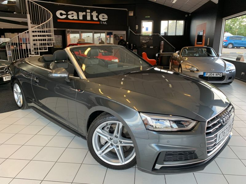 Used AUDI A5 in Swindon for sale