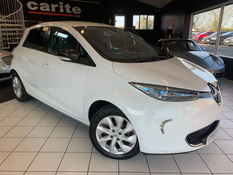Used RENAULT ZOE in Swindon for sale