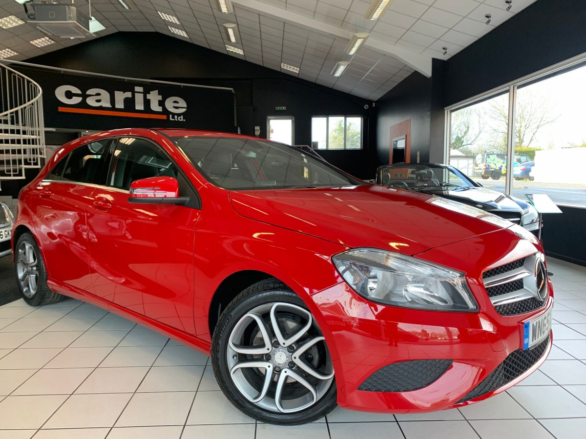 Used MERCEDES A-CLASS in Swindon for sale