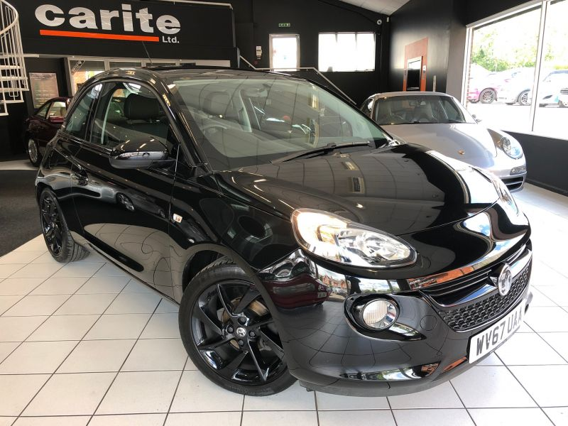 Used VAUXHALL ADAM in Swindon for sale