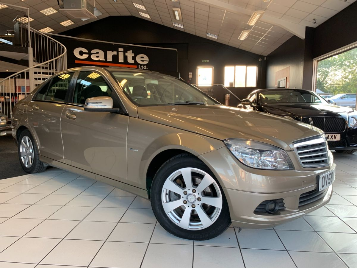 Used MERCEDES C-CLASS in Swindon for sale