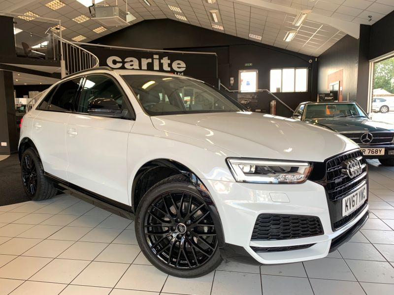 Used AUDI Q3 in Swindon for sale