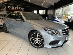 MERCEDES E-CLASS E220 BLUETEC AMG NIGHT EDITION - 1693 - 1