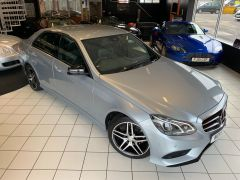 MERCEDES E-CLASS E220 BLUETEC AMG NIGHT EDITION - 1693 - 2