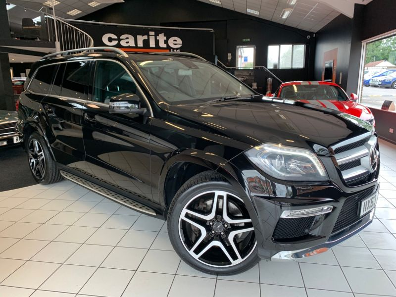 Used MERCEDES GL-CLASS in Swindon for sale