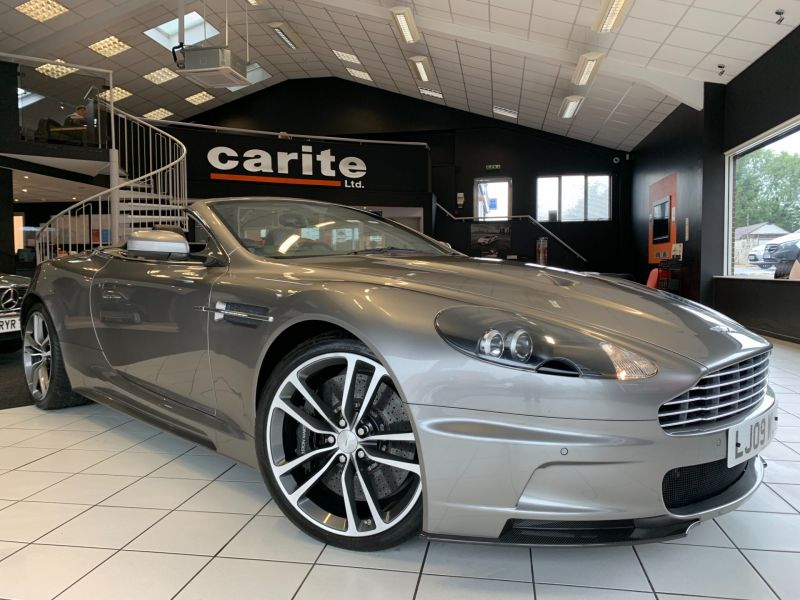 Used ASTON MARTIN DBS in Swindon for sale