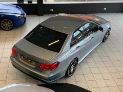 MERCEDES E-CLASS E220 BLUETEC AMG NIGHT EDITION - 1693 - 9