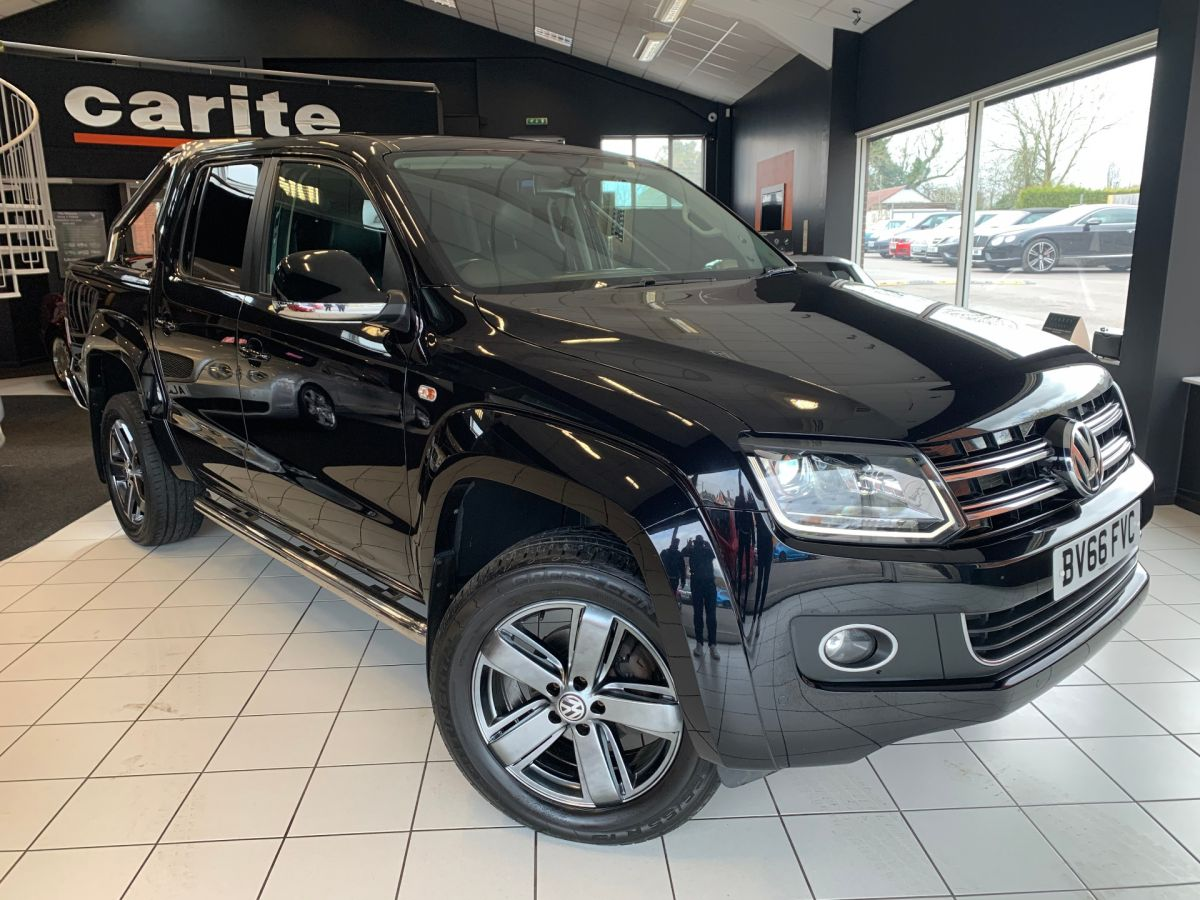 Used VOLKSWAGEN AMAROK in Swindon for sale