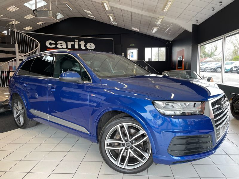 Used AUDI Q7 in Swindon for sale