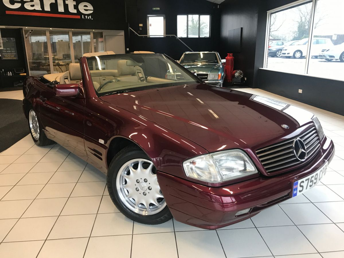 Used MERCEDES-BENZ SL 280 in Swindon for sale