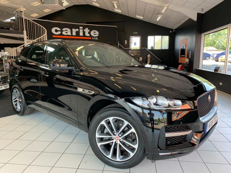 Used JAGUAR F-PACE in Swindon for sale