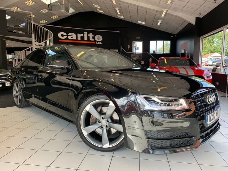Used AUDI A8 in Swindon for sale