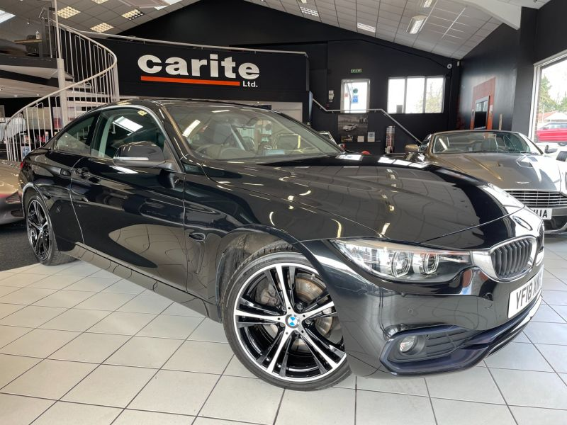 Used BMW 4 SERIES in Swindon for sale