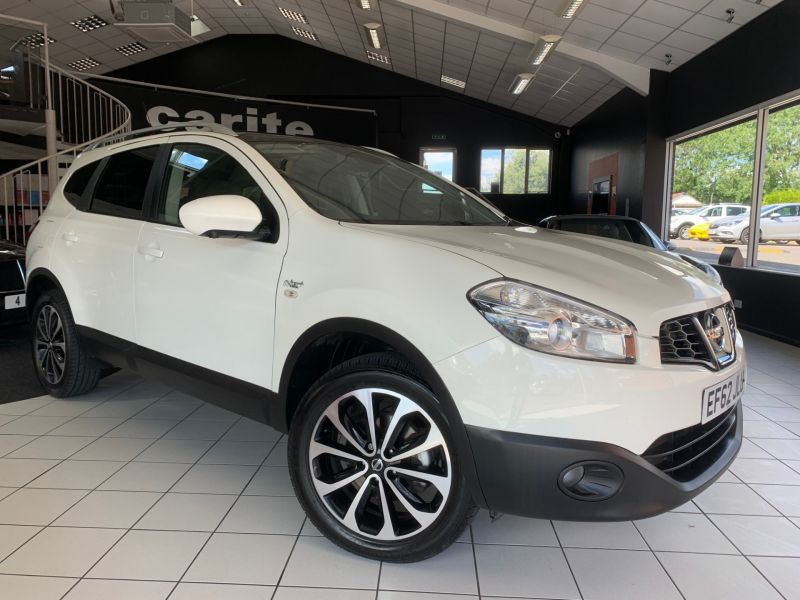 Used NISSAN QASHQAI in Swindon for sale