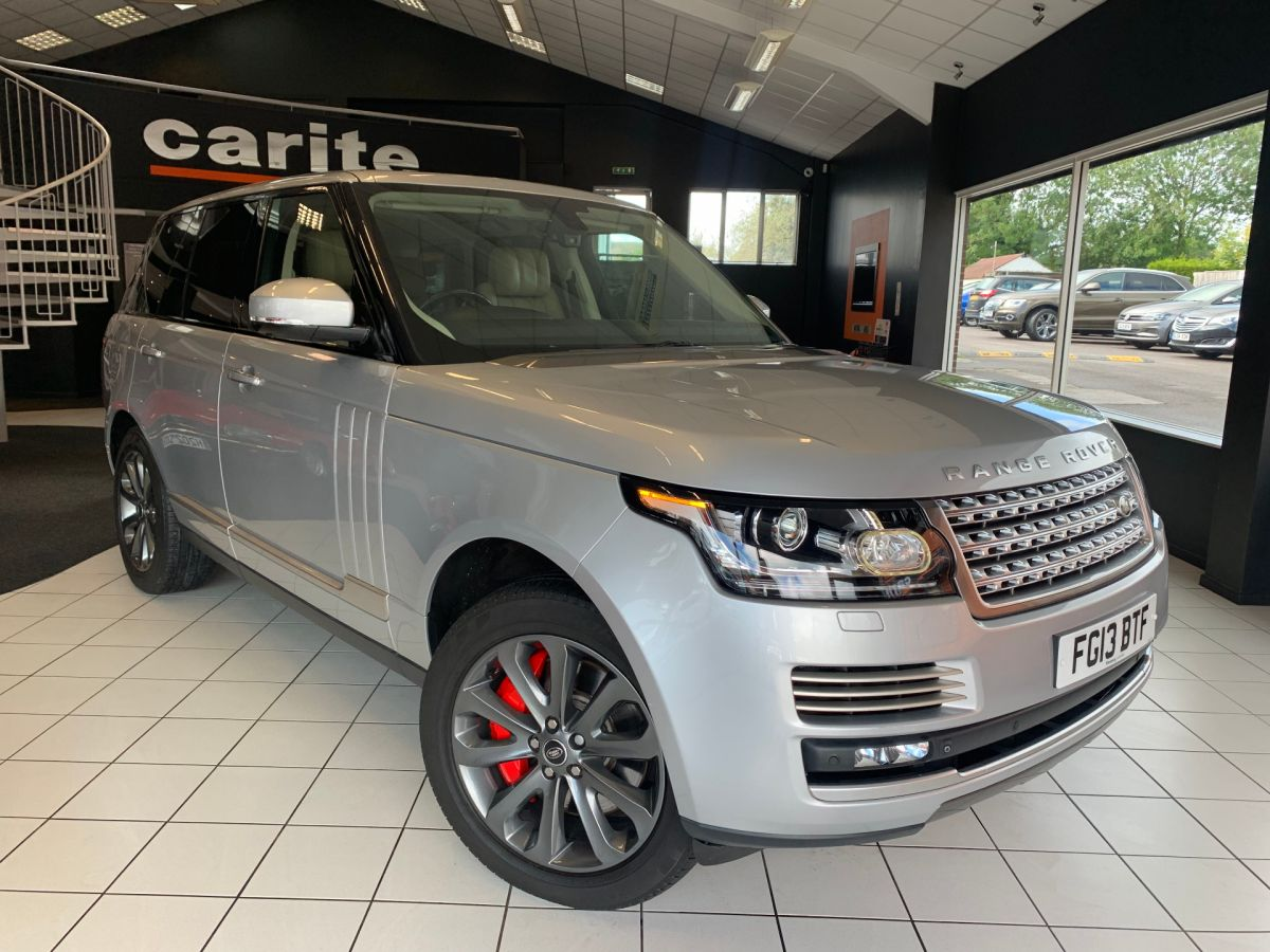 Used LAND ROVER RANGE ROVER in Swindon for sale