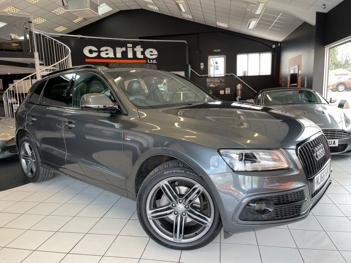 Used AUDI Q5 in Swindon for sale