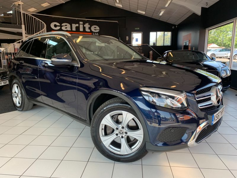 Used MERCEDES GLC-CLASS in Swindon for sale