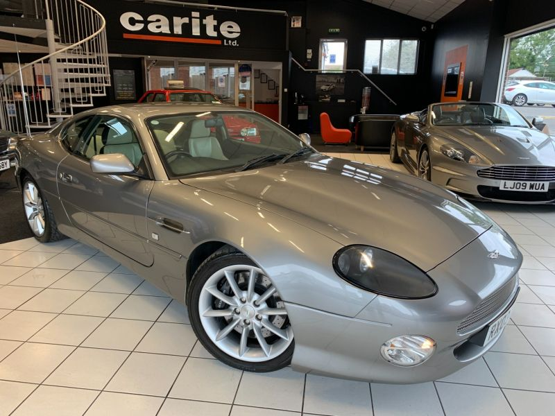 Used ASTON MARTIN DB7 in Swindon for sale