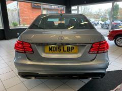 MERCEDES E-CLASS E220 BLUETEC AMG NIGHT EDITION - 1693 - 8
