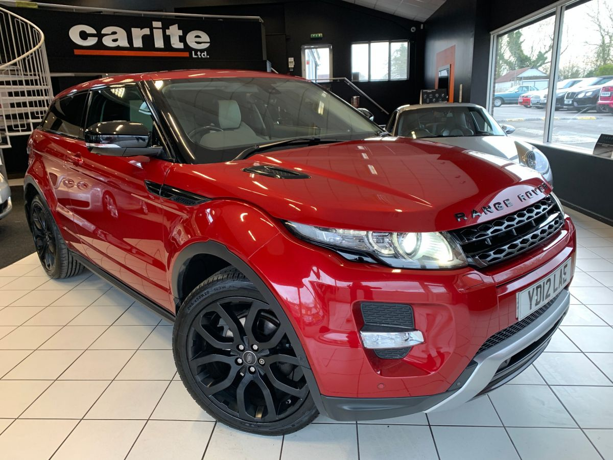 Used LAND ROVER RANGE ROVER EVOQUE in Swindon for sale