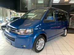 VOLKSWAGEN CALIFORNIA TDI BLUEMOTION TECHNOLOGY LEFT HAND DRIVE - 1646 - 5