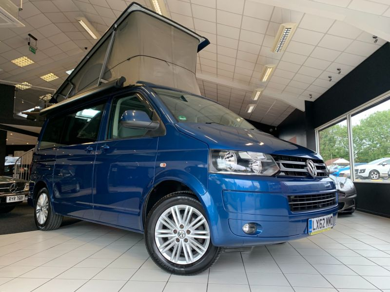 Used VOLKSWAGEN CALIFORNIA in Swindon for sale
