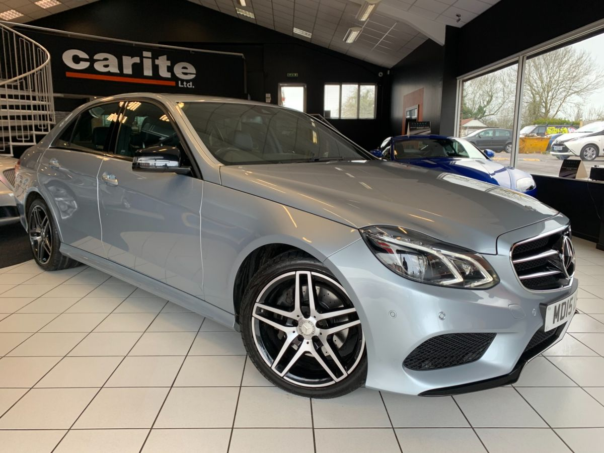 Used MERCEDES E-CLASS in Swindon for sale