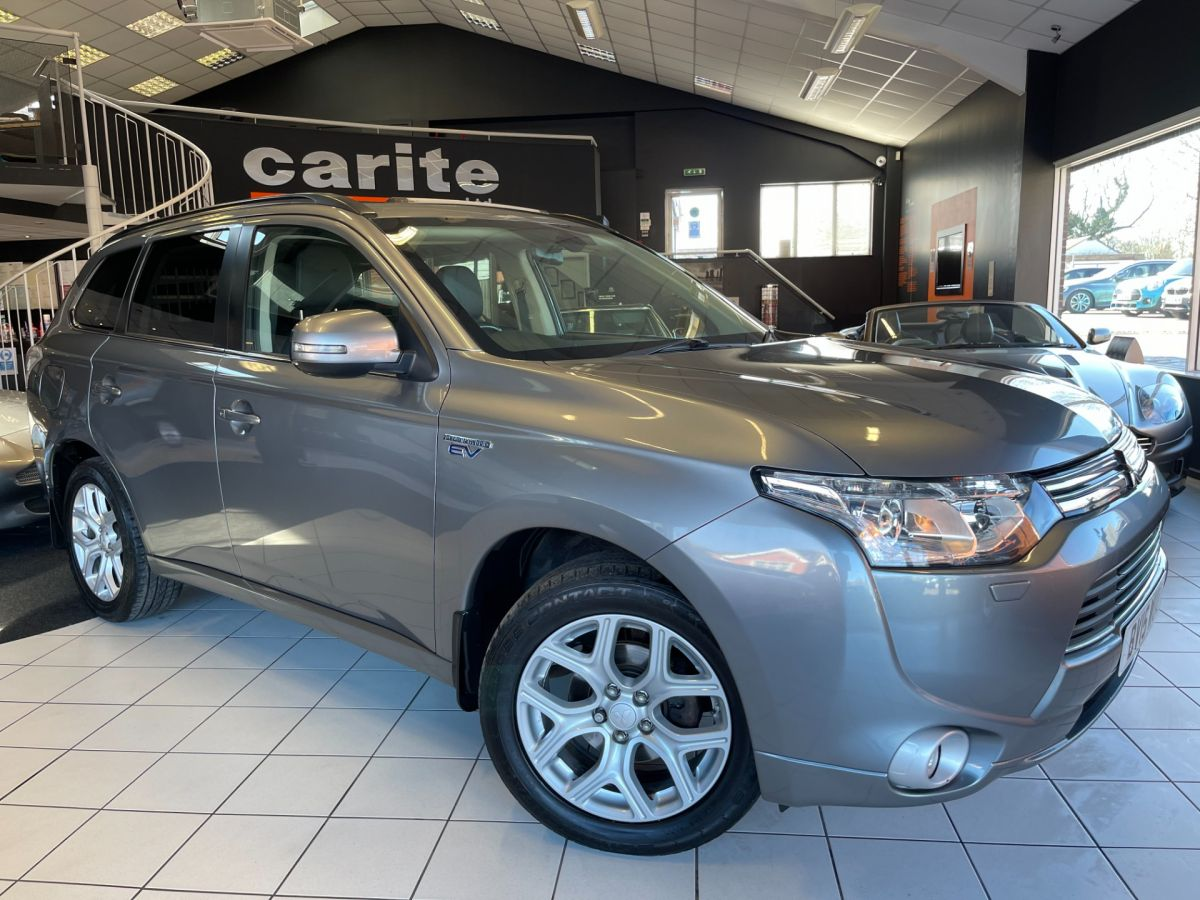 Used MITSUBISHI OUTLANDER in Swindon for sale