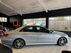 MERCEDES E-CLASS E220 BLUETEC AMG NIGHT EDITION - 1693 - 11
