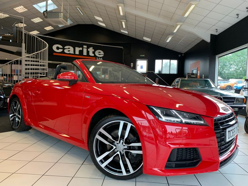 Used AUDI TT in Swindon for sale