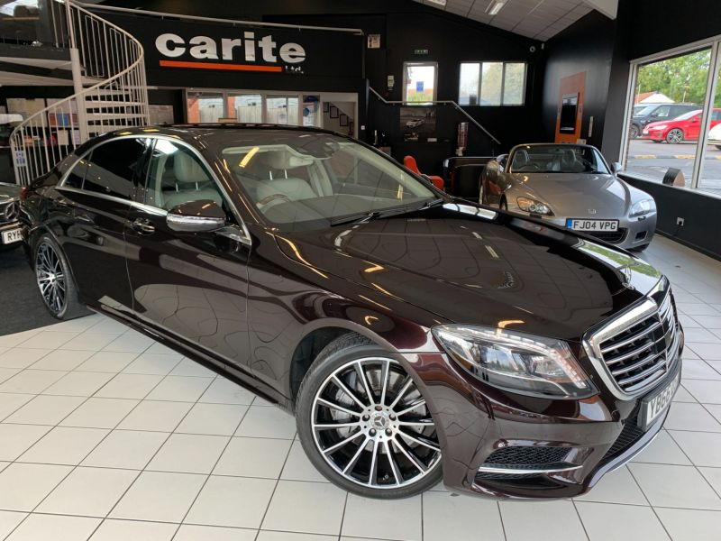 Used MERCEDES S-CLASS in Swindon for sale